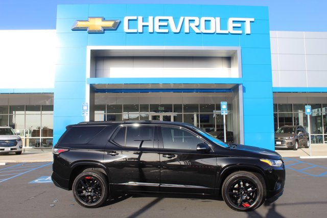 new 2020 Chevrolet Traverse car, priced at $52,280