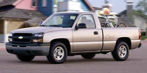 used 2005 Chevrolet Silverado 1500 car