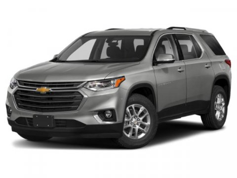 new 2020 Chevrolet Traverse car, priced at $48,580