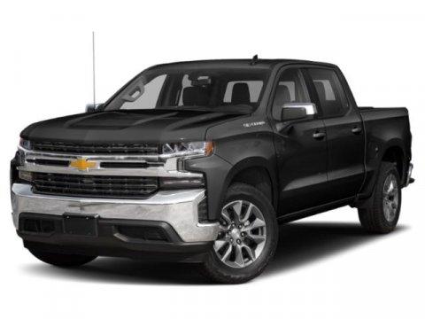 new 2020 Chevrolet Silverado 1500 car, priced at $59,490