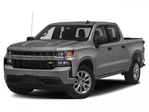 new 2021 Chevrolet Silverado 1500 car, priced at $43,670