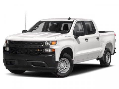 new 2021 Chevrolet Silverado 1500 car, priced at $58,425