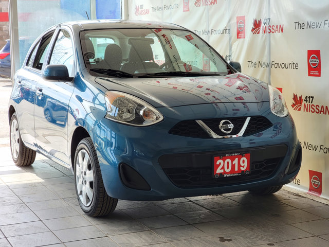 used 2019 Nissan Micra car, priced at $13,499