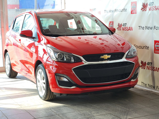 used 2019 Chevrolet Spark car, priced at $13,499