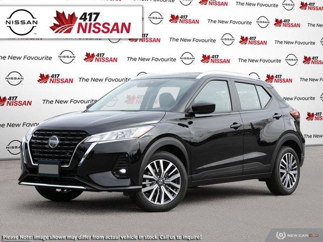 new 2021 Nissan Kicks car, priced at $25,957