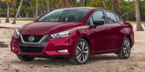 new 2021 Nissan Versa car, priced at $20,897