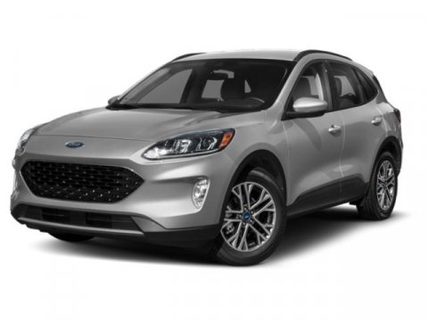 new 2021 Ford Escape car, priced at $32,149