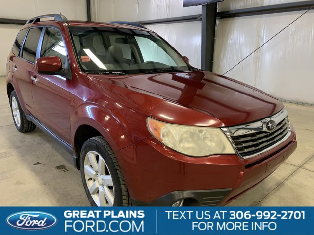 used 2010 Subaru Forester car, priced at $14,999