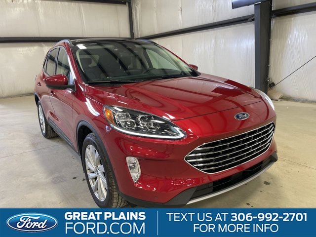 new 2021 Ford Escape car, priced at $42,049