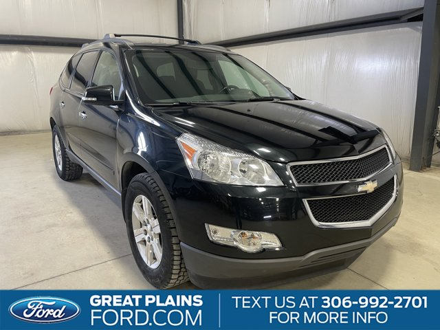 used 2012 Chevrolet Traverse car, priced at $15,995