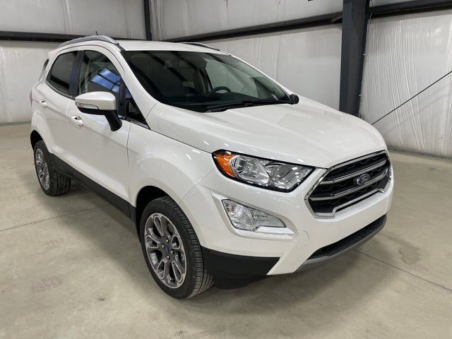 new 2021 Ford EcoSport car, priced at $35,213