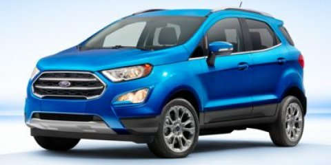 new 2021 Ford EcoSport car, priced at $33,994