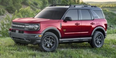new 2021 Ford Bronco Sport car, priced at $43,449