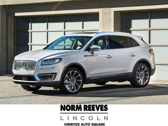 new 2020 Lincoln Nautilus car, priced at $54,580