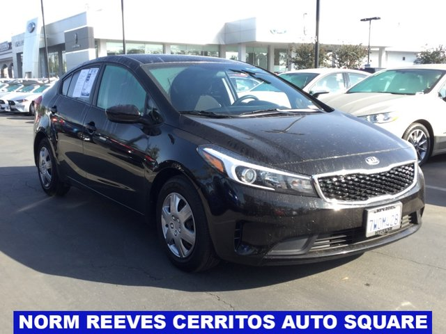 used 2017 Kia Forte car, priced at $9,482