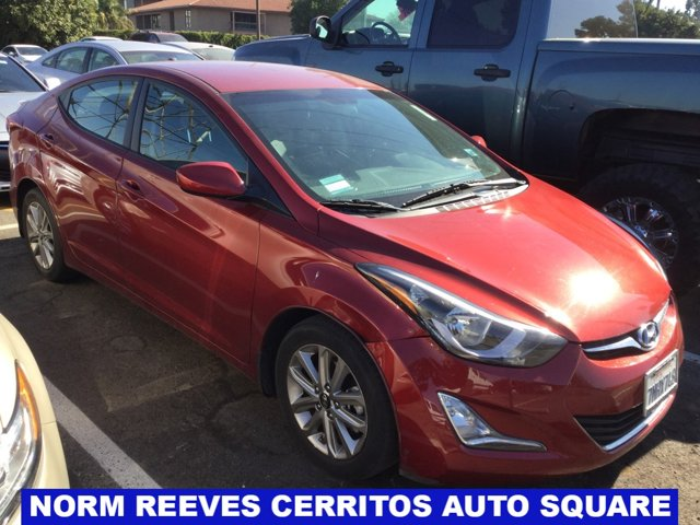 used 2016 Hyundai Elantra car, priced at $11,858