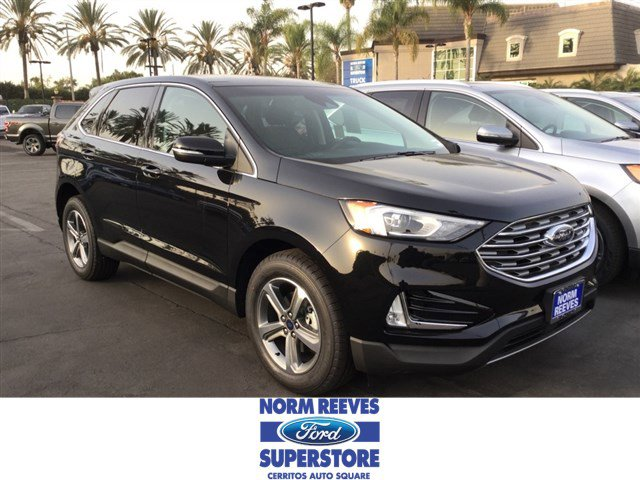 new 2020 Ford Edge car, priced at $38,720