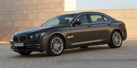 used 2015 BMW 7-Series car
