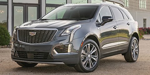 used 2020 Cadillac XT5 car