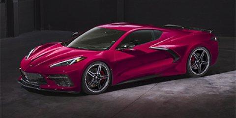 used 2020 Chevrolet Corvette car