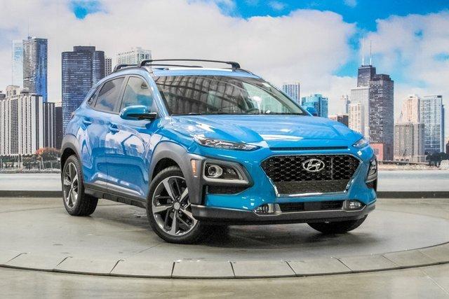 new 2021 Hyundai Kona car, priced at $31,645