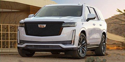 new 2021 Cadillac Escalade car