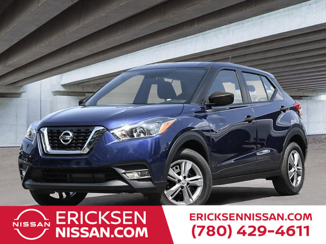 new 2020 Nissan Kicks car, priced at $21,528
