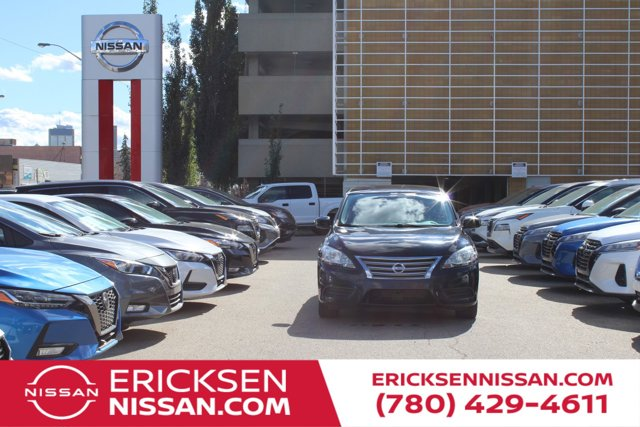 used 2015 Nissan Sentra car, priced at $12,818