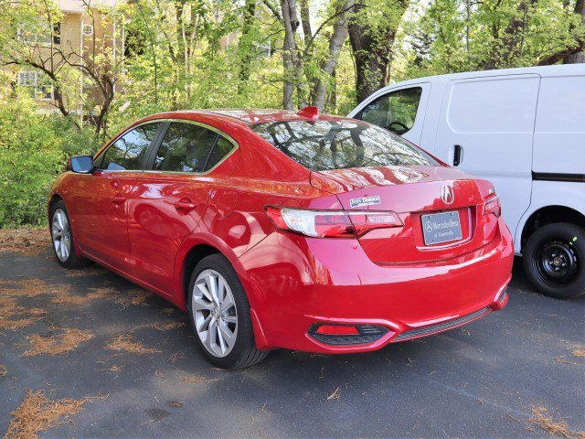 used 2018 Acura ILX car, priced at $21,999