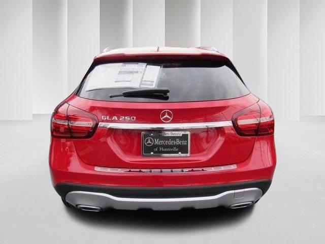 new 2020 Mercedes-Benz GLA car