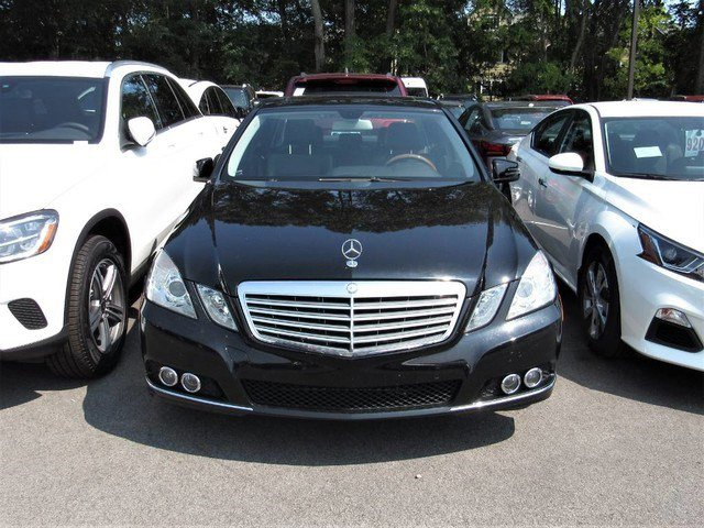 used 2011 Mercedes-Benz E-Class car, priced at $14,995