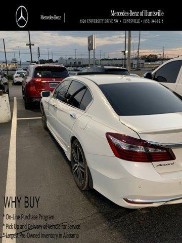 used 2017 Honda Accord Sedan car, priced at $22,999