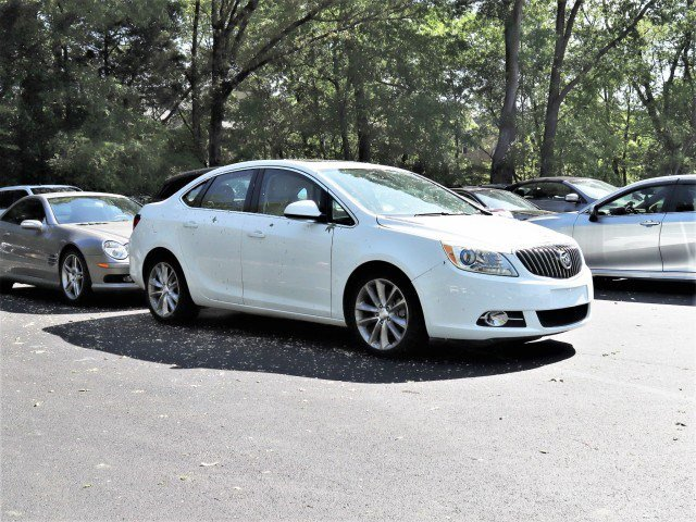 used 2016 Buick Verano car, priced at $12,271