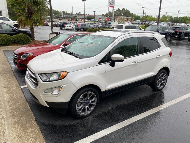 used 2018 Ford EcoSport car, priced at $18,999