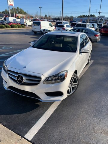 used 2015 Mercedes-Benz E-Class car, priced at $23,499