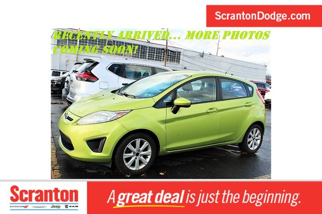 used 2011 Ford Fiesta car, priced at $5,495