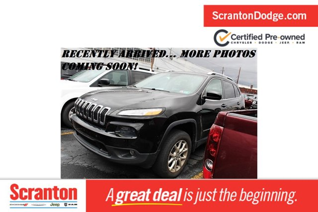 used 2018 Jeep Cherokee car, priced at $19,700