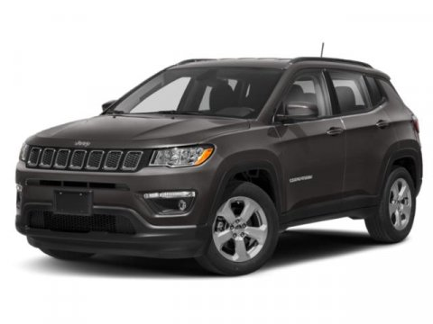 new 2019 Jeep Compass car