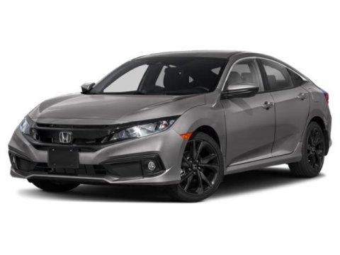 new 2021 Honda Civic car, priced at $22,850