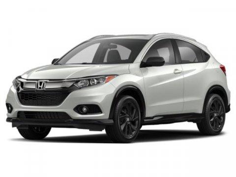 new 2021 Honda HR-V car, priced at $23,565