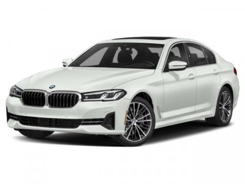 new 2021 BMW 5-Series car, priced at $66,785