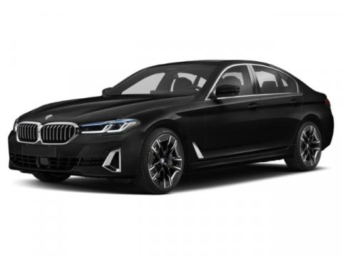 new 2021 BMW 5-Series car, priced at $60,935