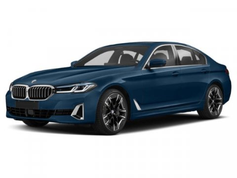 new 2021 BMW 5-Series car, priced at $58,895