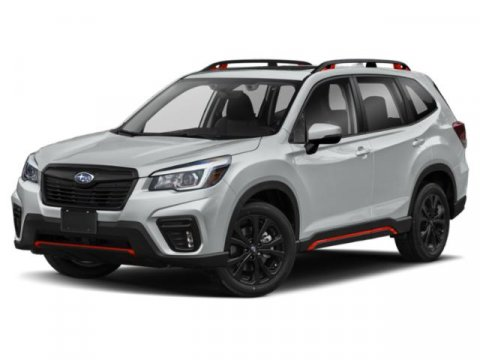 new 2021 Subaru Forester car, priced at $33,320