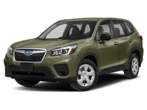 new 2021 Subaru Forester car, priced at $31,247