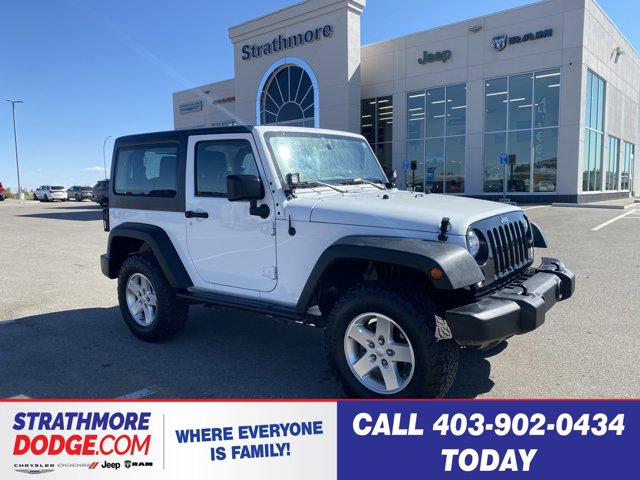 used 2015 Jeep Wrangler car, priced at $24,995