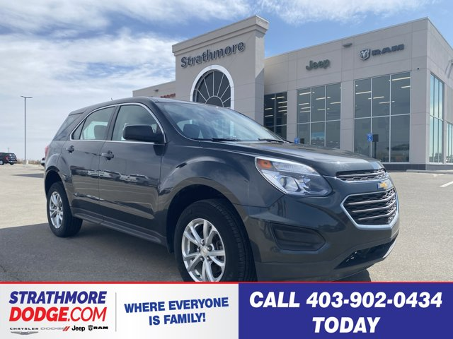 used 2017 Chevrolet Equinox car, priced at $17,995