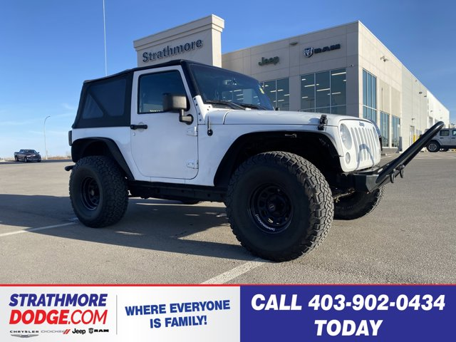 used 2015 Jeep Wrangler car, priced at $21,995