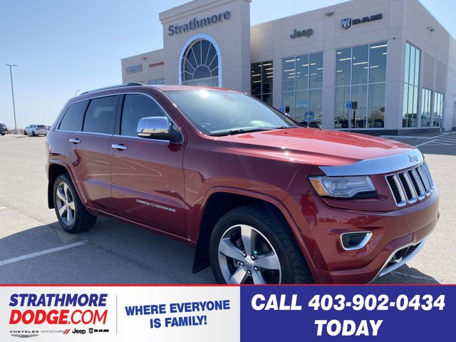 used 2014 Jeep Grand Cherokee car, priced at $22,995