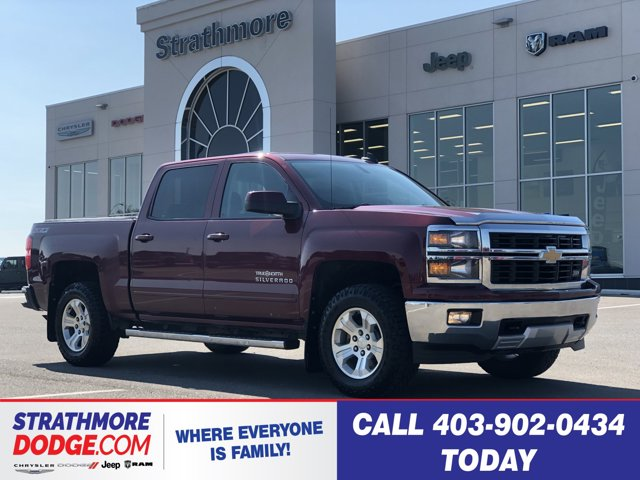 used 2015 Chevrolet Silverado 1500 car, priced at $26,995